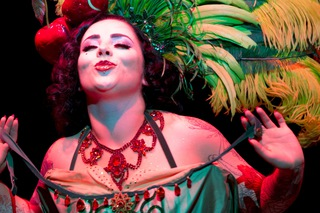 Miss Anne Thropy Berlin Burlesque Festival 2014